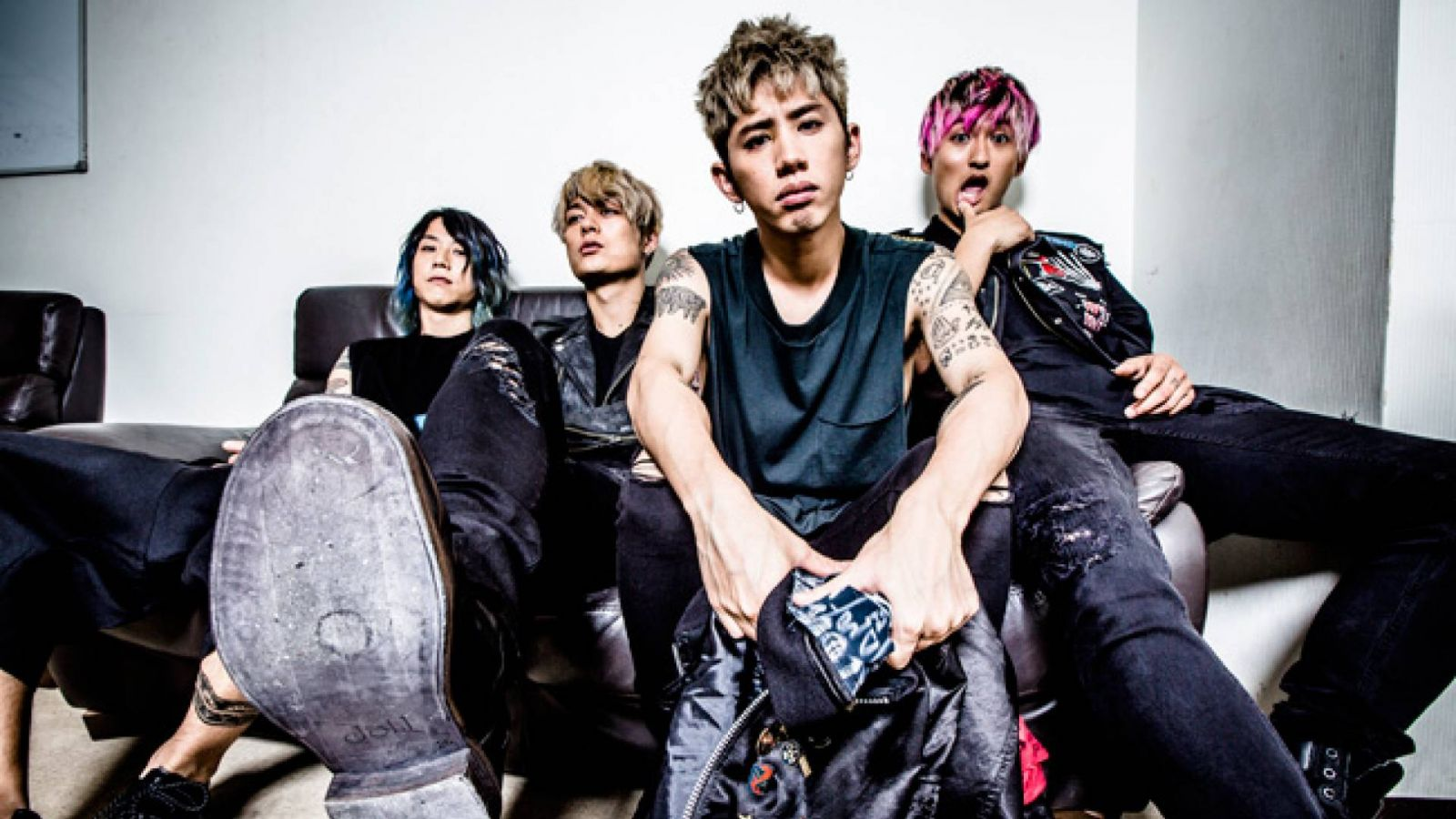 ONE OK ROCK © AMUSE INC. All rights reserved.