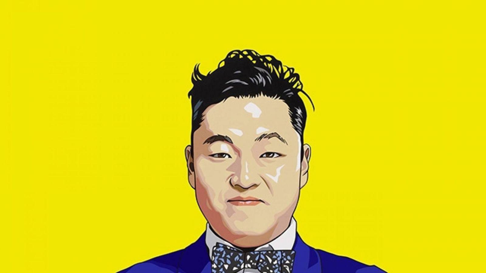 Korealaisen musiikin jättiläinen PSY tekee paluun © PSY. All Rights Reserved.