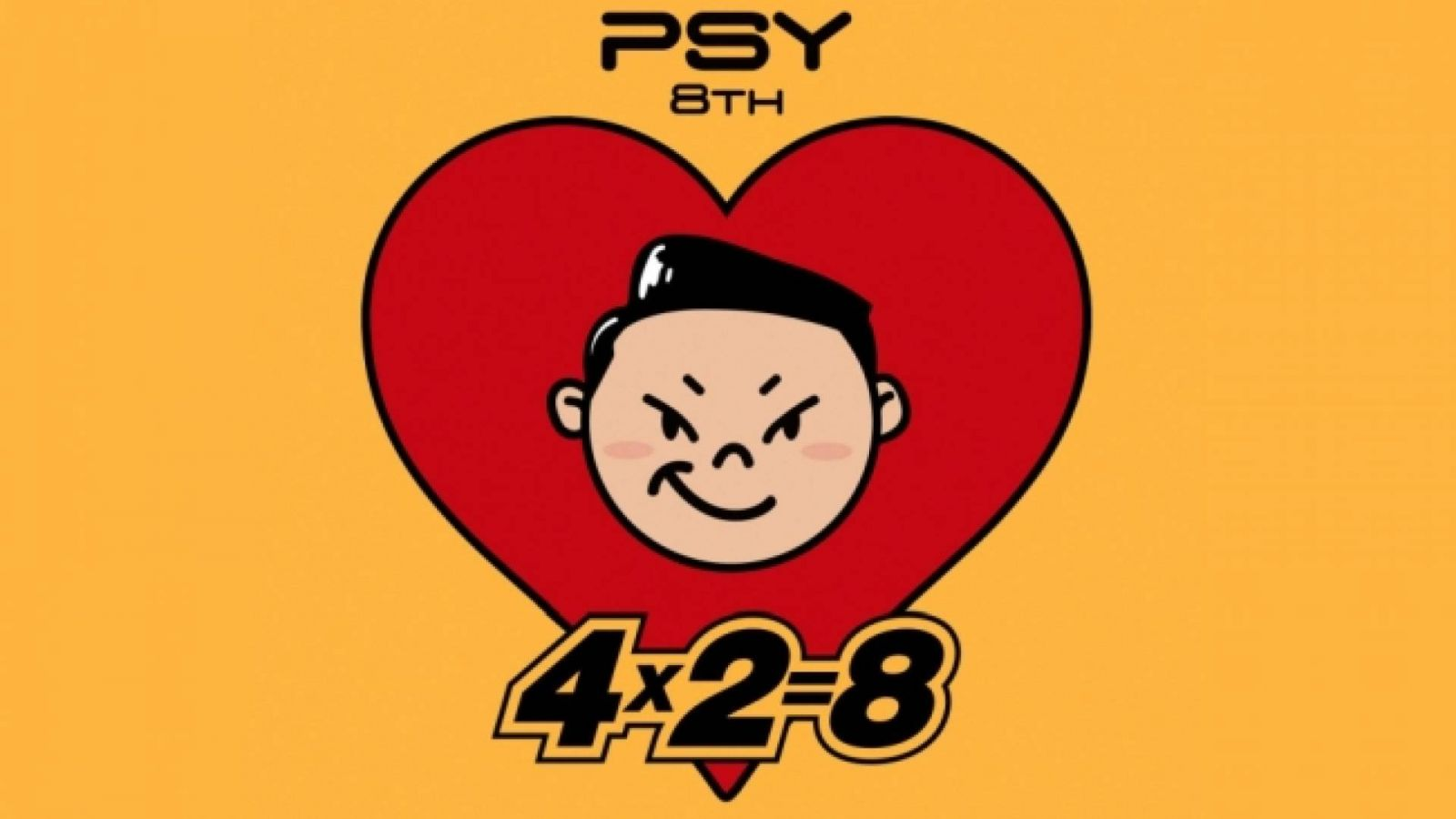 Neues Album von PSY © YG Entertainment Inc