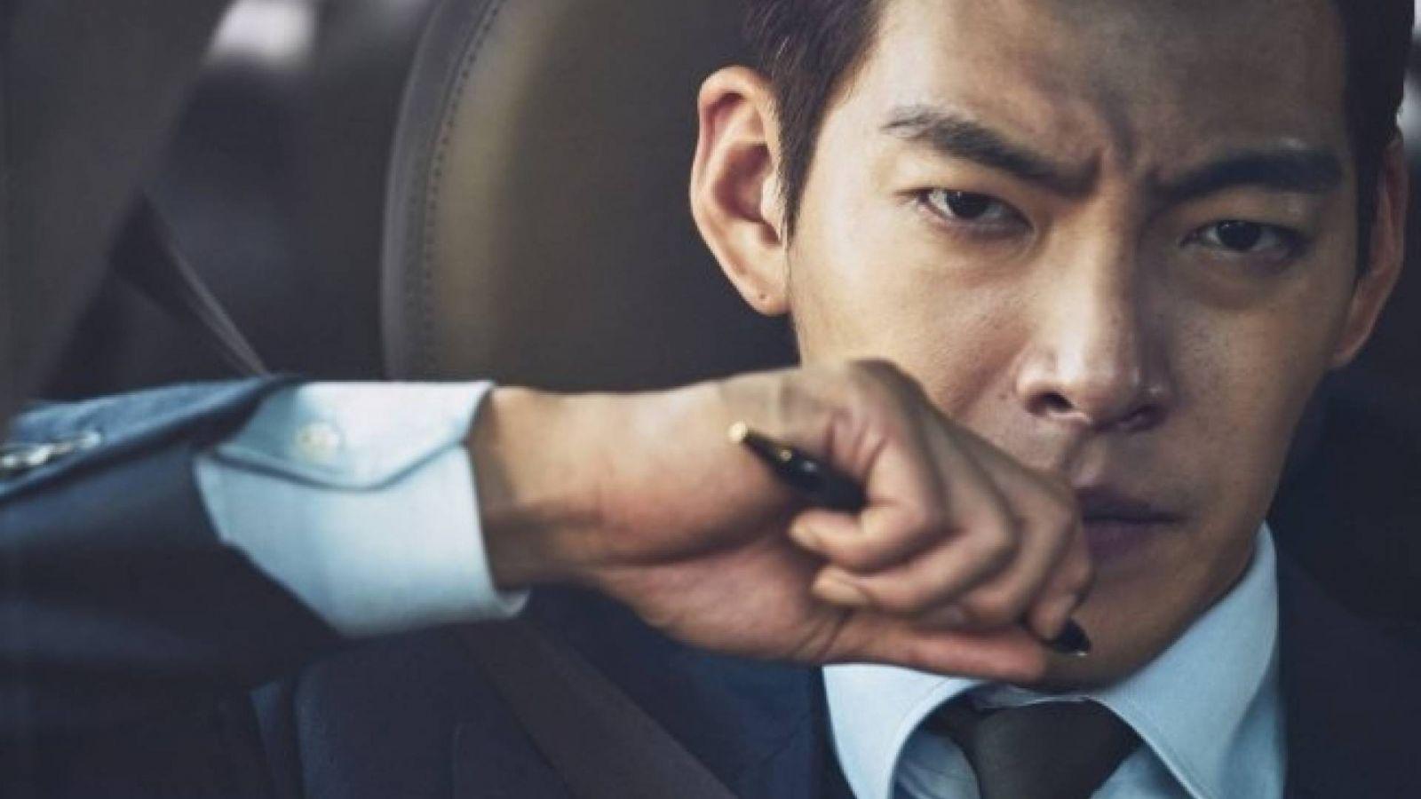 Näyttelijä Kim Woobin on sairastunut syöpään © Kim Woobin / Master. CJ E&M Corp. All Rights Reserved.