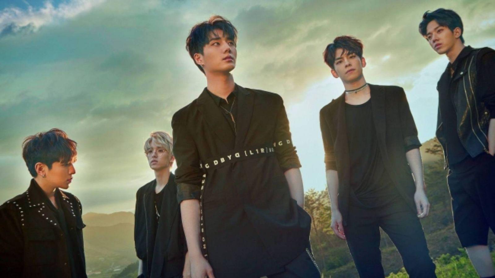 Day6 julkaisi ensimmäisen täysimittaisen albuminsa © JYP Entertainment. All Rights Reserved.