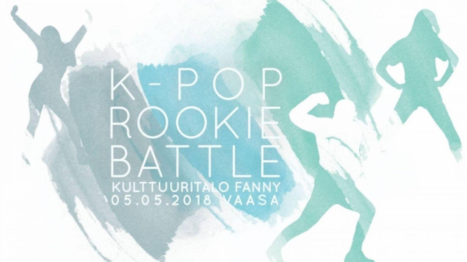 K-pop Rookie Battle -tanssikilpailu Vaasassa © K-Pop Suomi. All Rights Reserved.