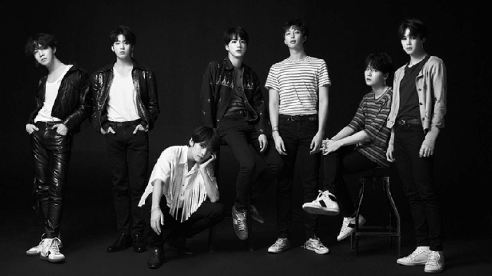 BTS valmistautuu Love Yourself: Tear -levyn julkaisuun © Big Hit Entertainment All Rights Reserved