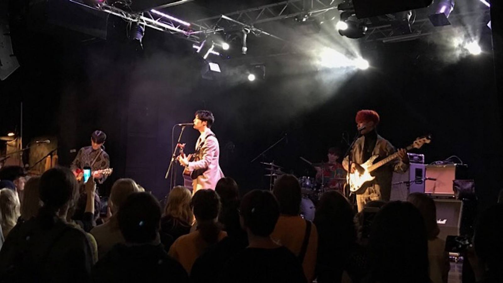 South Club - Second European Tour - Gloria, Helsinki 23.11.2018 © KoME Suomi, Anna Nikkinen