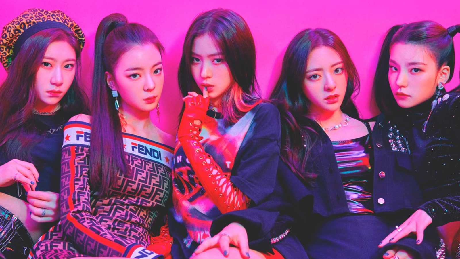 ITZY © JYP Entertainment. All Rights Reserved.