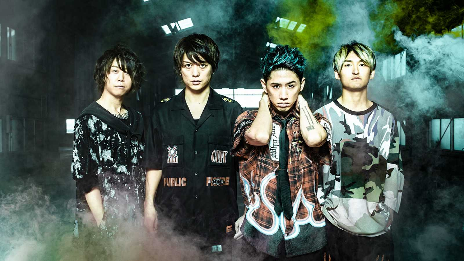ONE OK ROCK Announces Field of Wonder Livestream Stadium Concert  © AMUSE INC. All rights reserved.