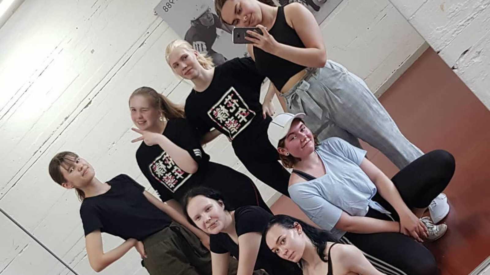 Tanssiryhmät esittelyssä: Untitled Crew