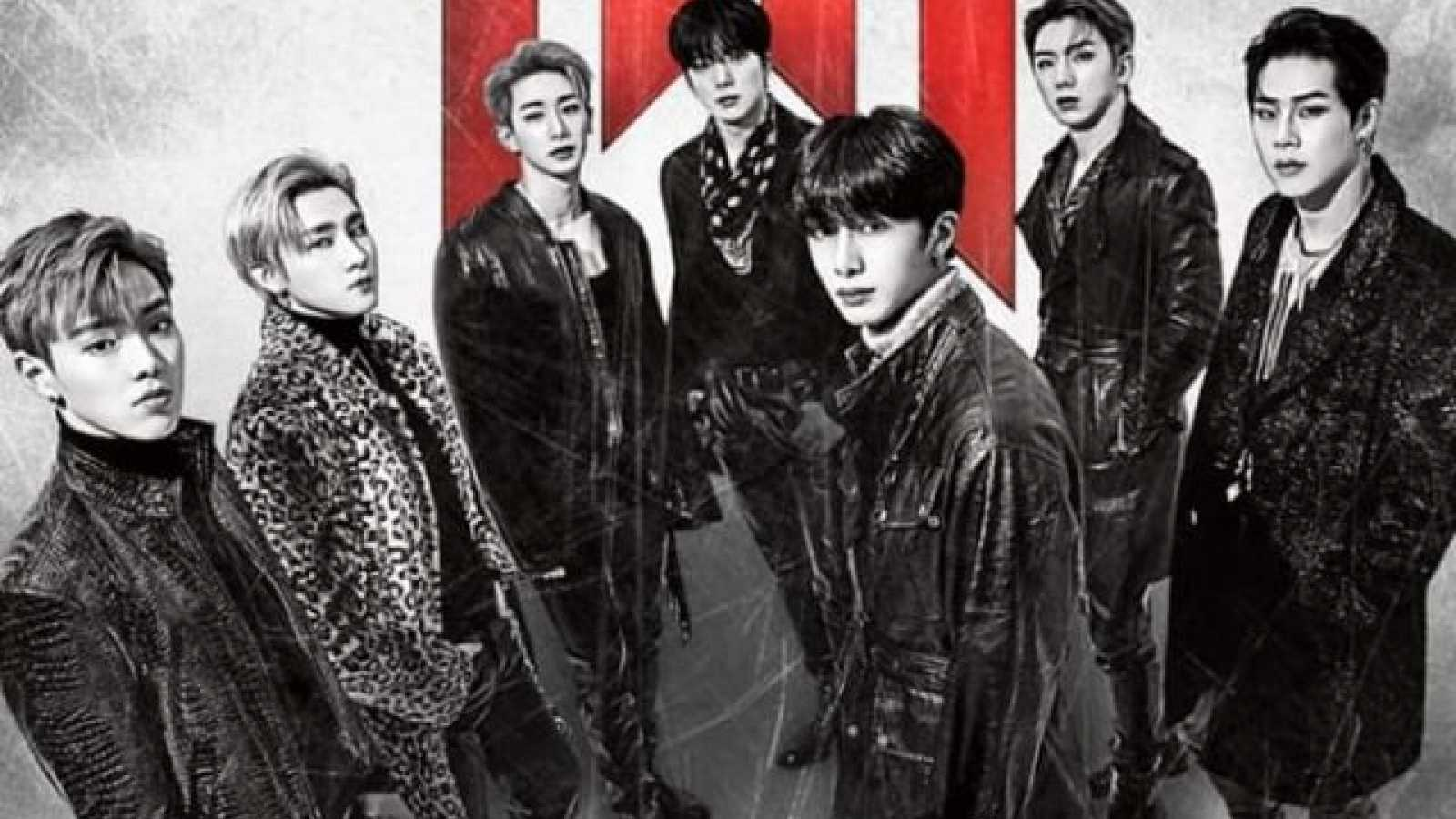 MONSTA X realizará seu segundo show no Brasil © Starship Entertainment