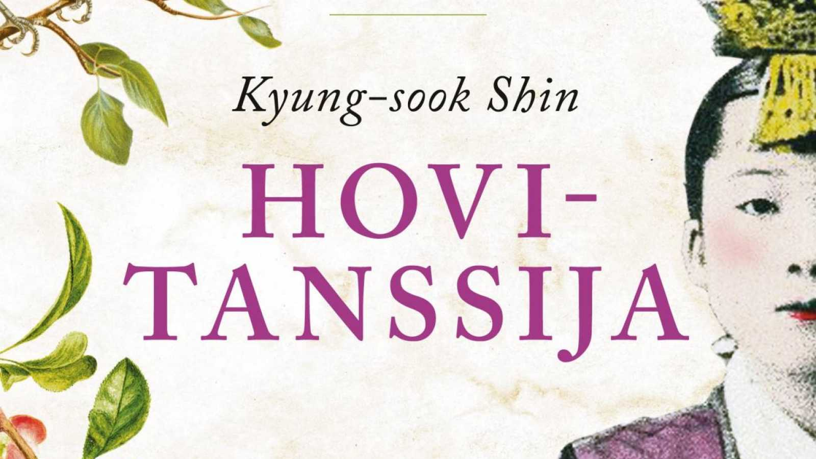 Kirjavinkkaus: Kyung-sook Shinin Hovitanssija