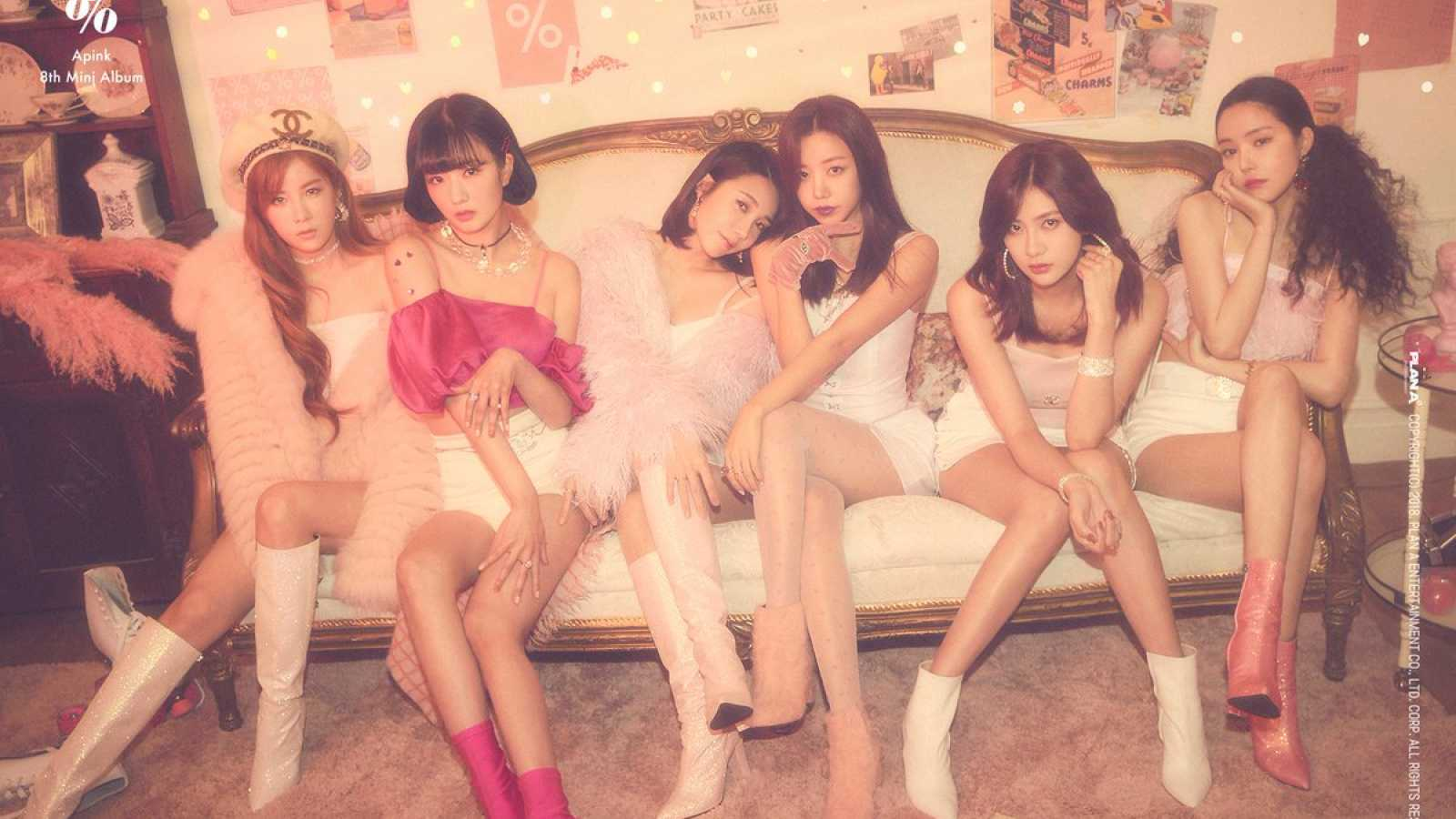 Apink © Plan A Entertainment. All rights reserved