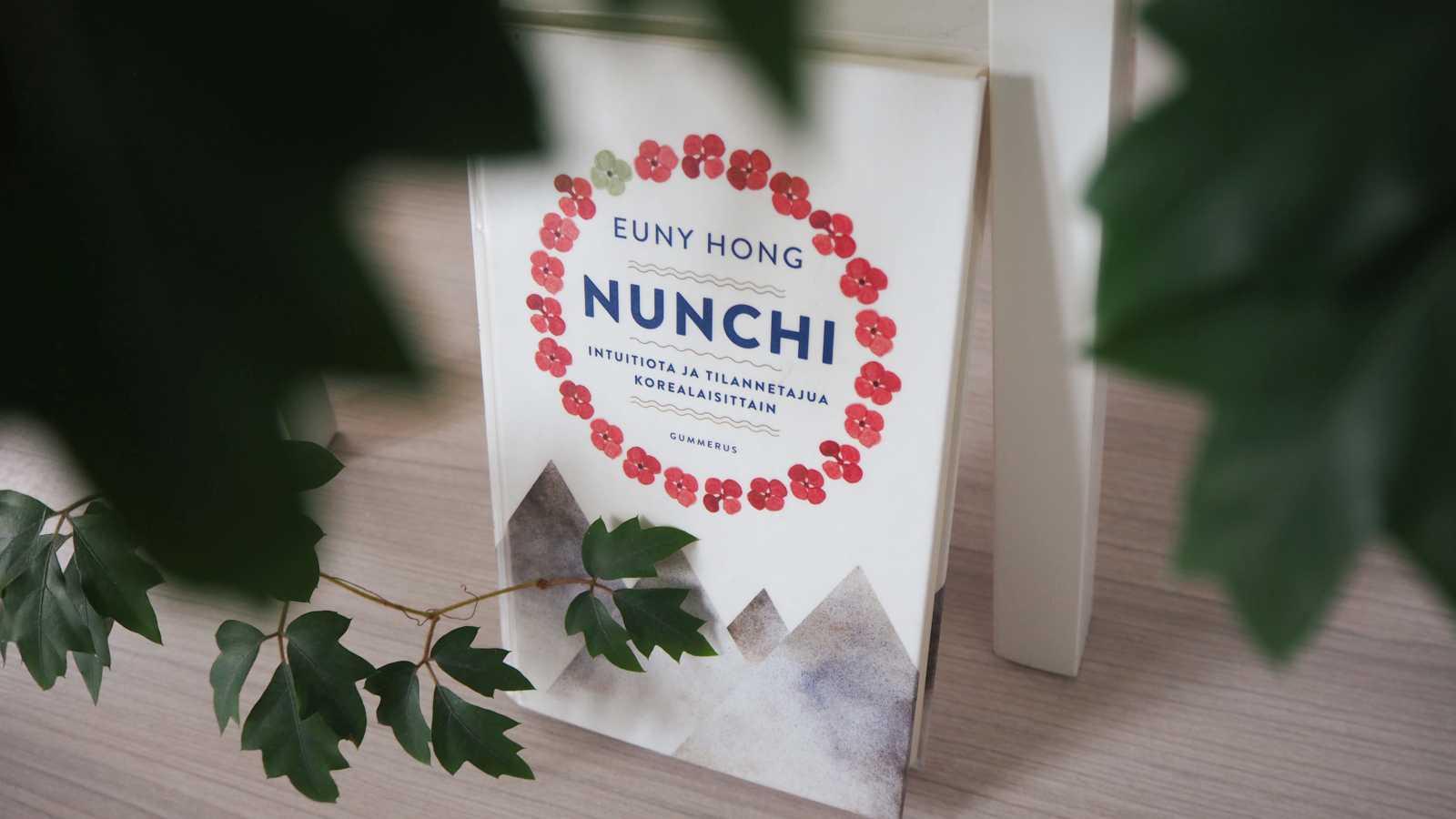 Kirjaesittelyssä Euny Hongin Nunchi – Intuitiota ja tilannetajua...