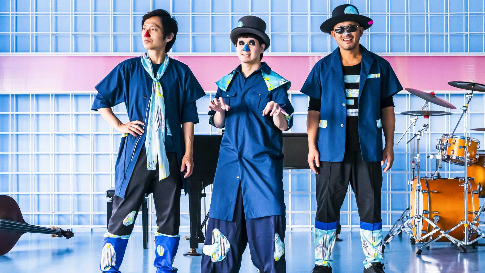 H ZETTRIO to Live Stream Three Shows on YouTube © World Apart Co., Ltd. All rights reserved.
