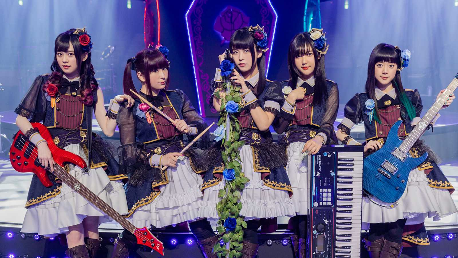 Roselia © bushiroad All rights reserved.