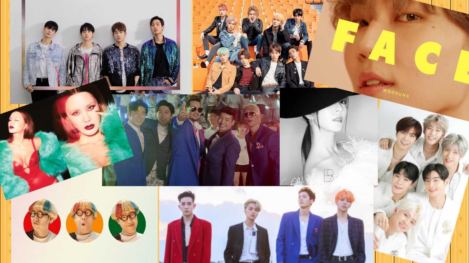 Underrated Summer Kpop Playlist © All rights reserved.