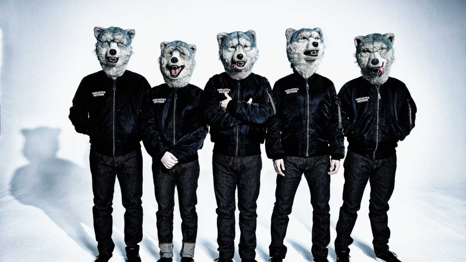 MAN WITH A MISSION Announces New Digital Single and Live Stream Concert © MAN WITH A MISSION. All rights reserved.