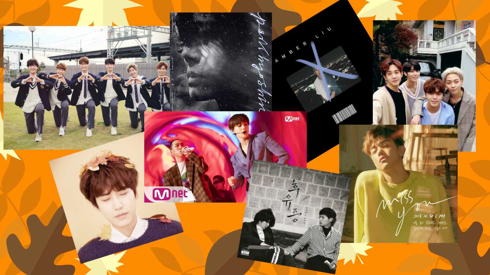 Underrated Autumn Kpop Playlist © All rights reserved.