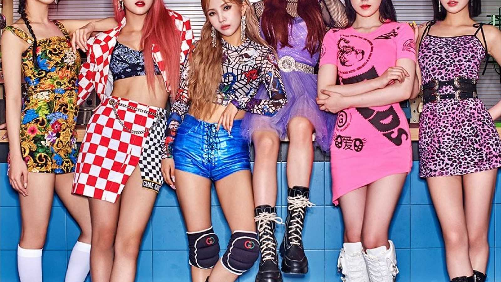 (G)I-DLE ©