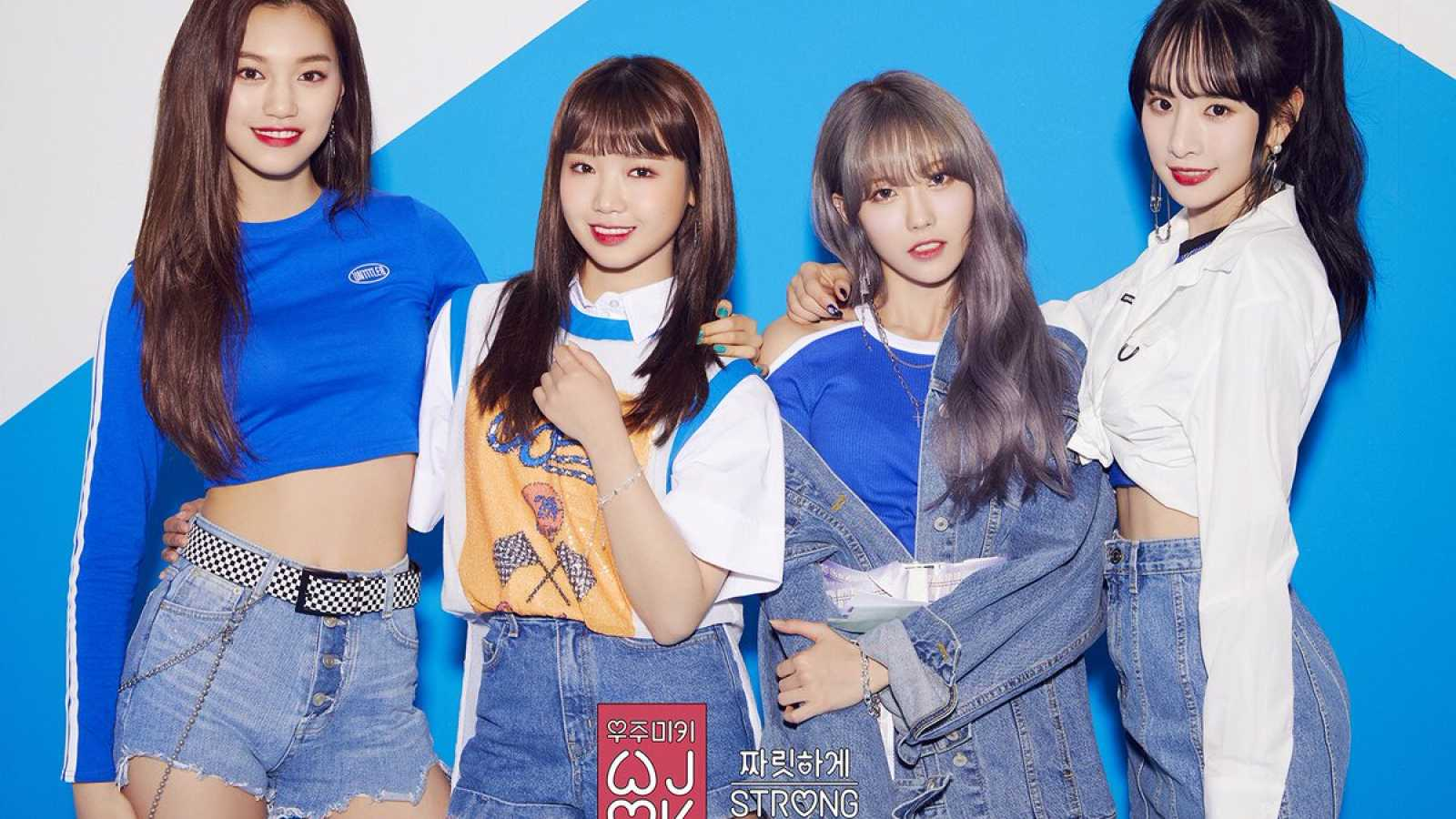 WJMK © Fantagio Entertainment & Starship Entertainment. All rights reserved