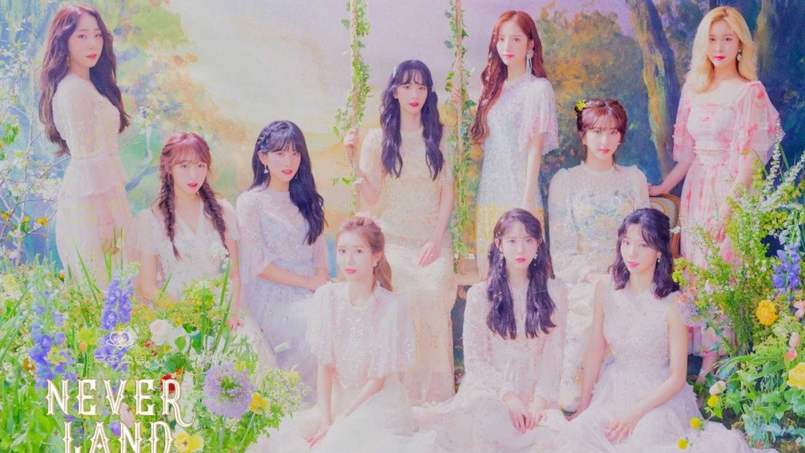 Cosmic Girls © Starship Entertainment & Yuehua Entertainment. All rights reserved