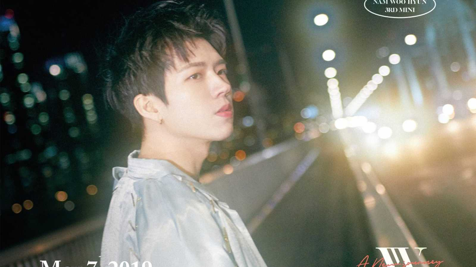 Woo Hyun © Woolim Entertainment. All rights reserved