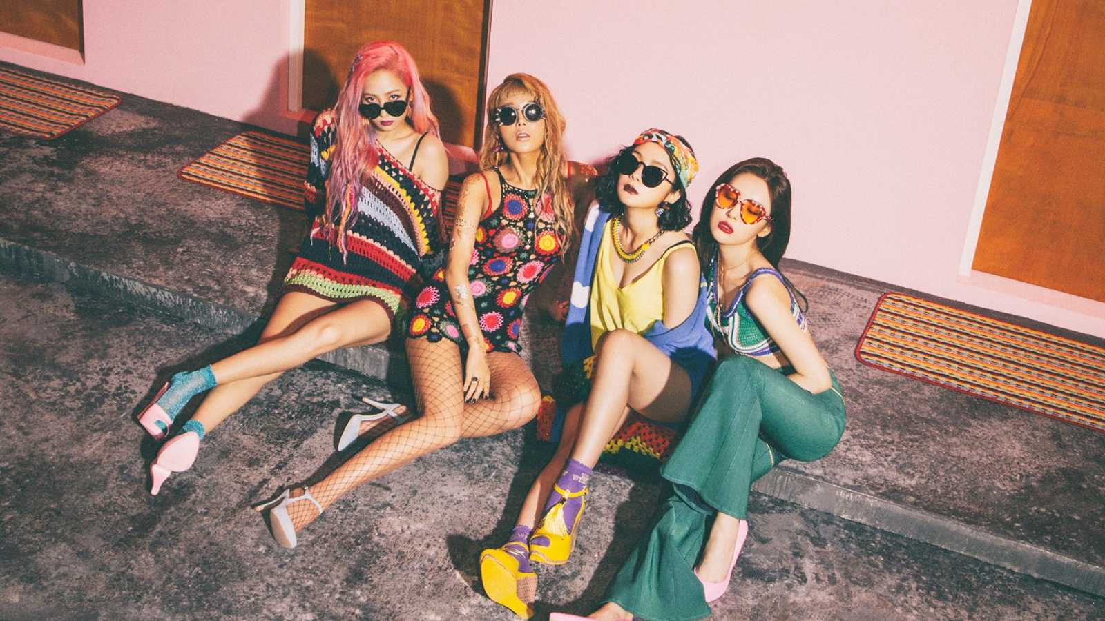 Wonder Girls © JYP Entertainment. All rights reserved