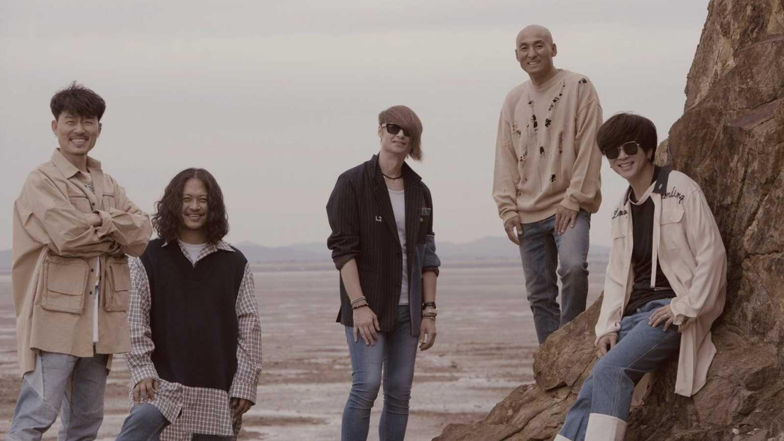 YB levytti Sad But True -coverin Metallican hyväntekeväisyystempaukseen