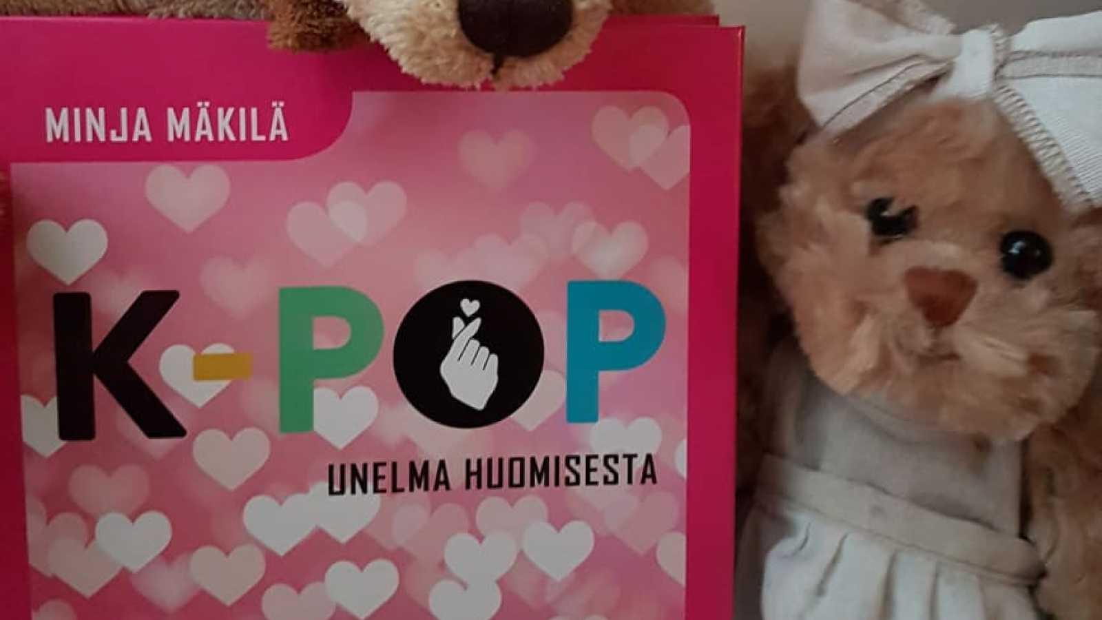 Kirjavinkkaus: Minja Mäkilän K-Pop – unelma huomisesta