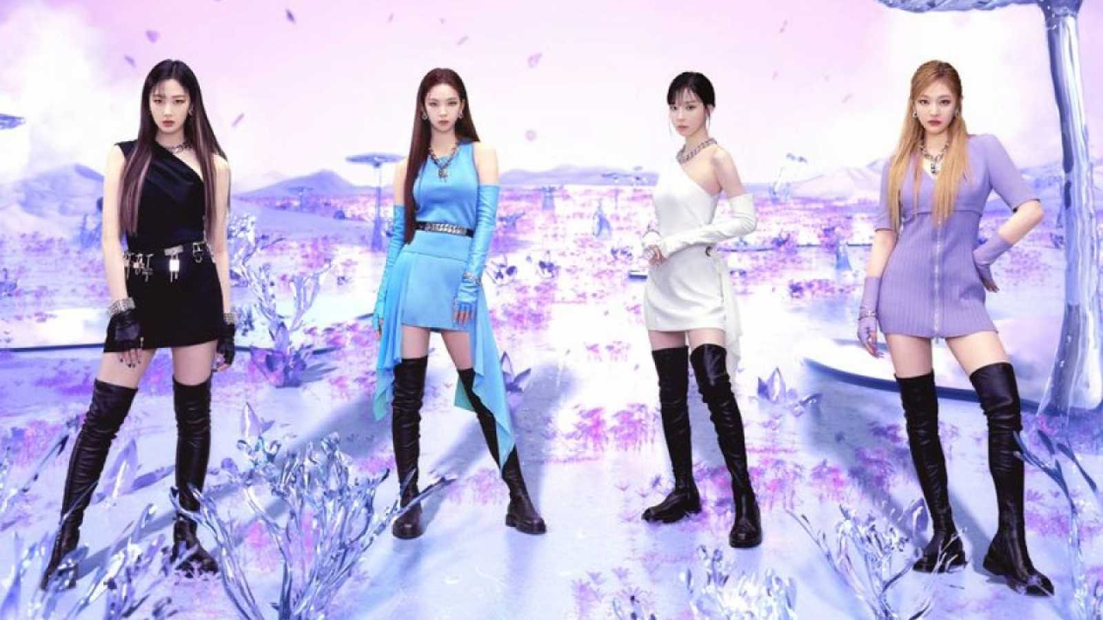 æspa ilmaisee ensimmäisellä minialbumillaan syviä tunteita ja erilaisia värejä © SM Entertainment