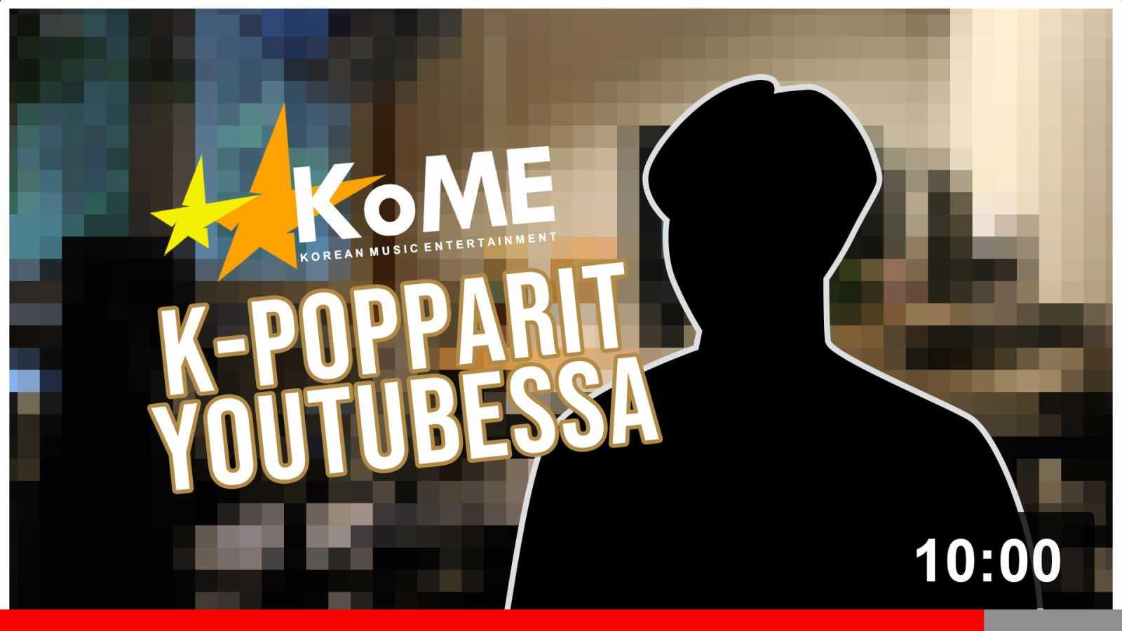K-popparit YouTubessa