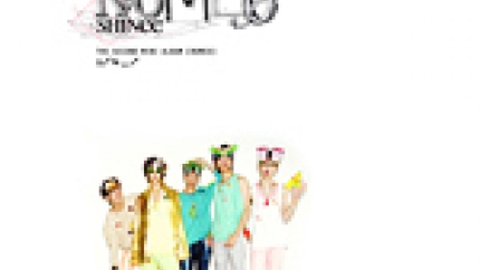 SHINeen mini-albumi Romeo © KoME