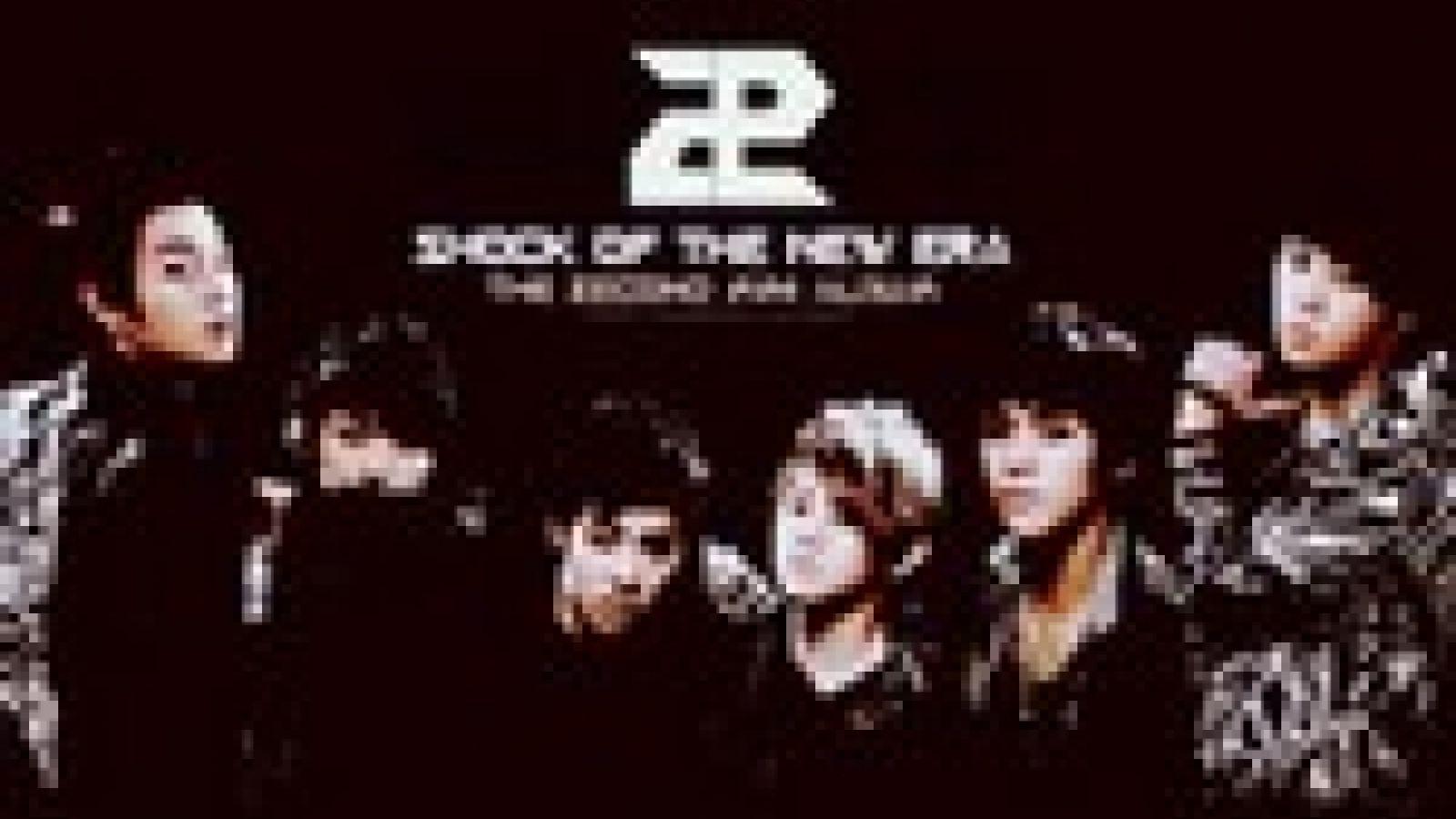 B2ST - Shock of the new Era © Rain